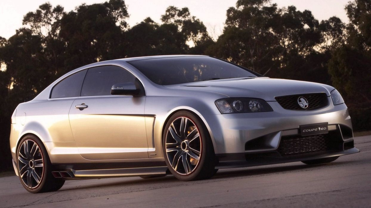 cars vehicles concept cars Holden Holden Coupe 60 wallpaper