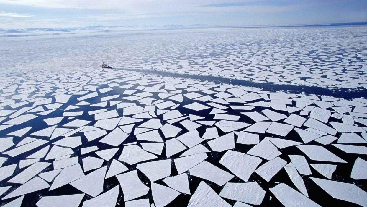 ice arctic wallpaper