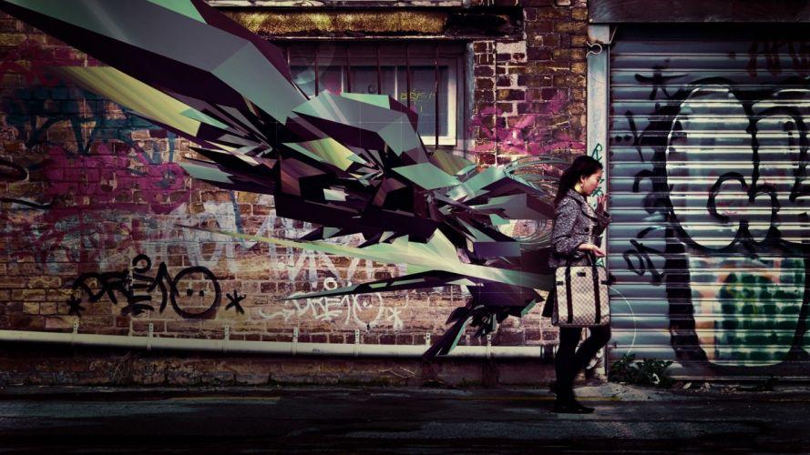 design urban wallpaper