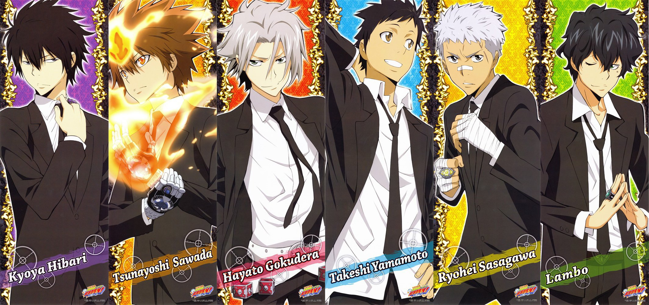 hitman reborn wallpaper pc