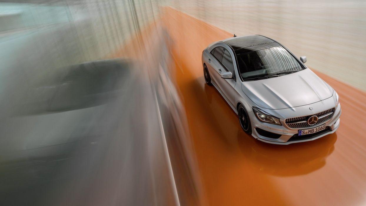 cars AMG Mercedes Benz CLA cla 200 cla class wallpaper