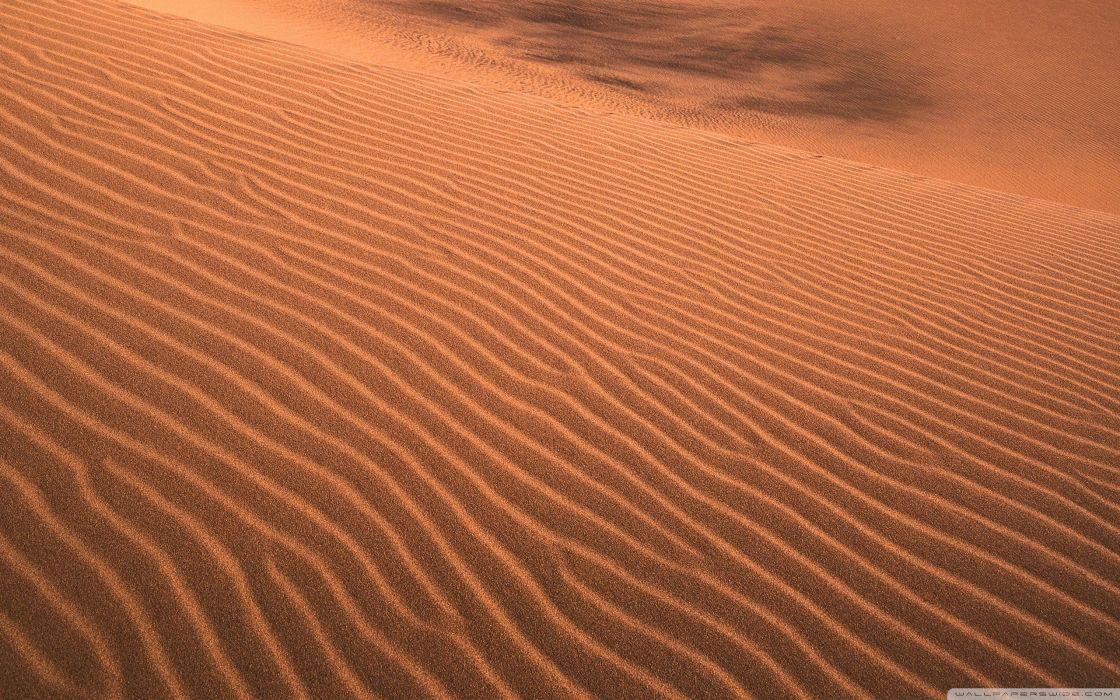 sand deserts wallpaper