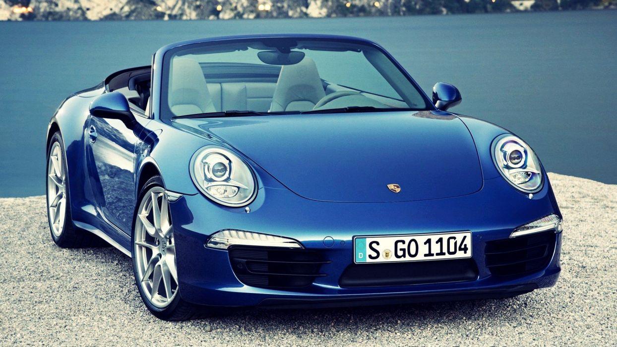 Porsche cars automobiles porsche 911 carrera 4s wallpaper