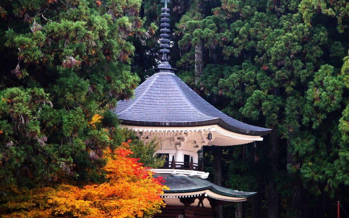 Japan architecture wallpaper