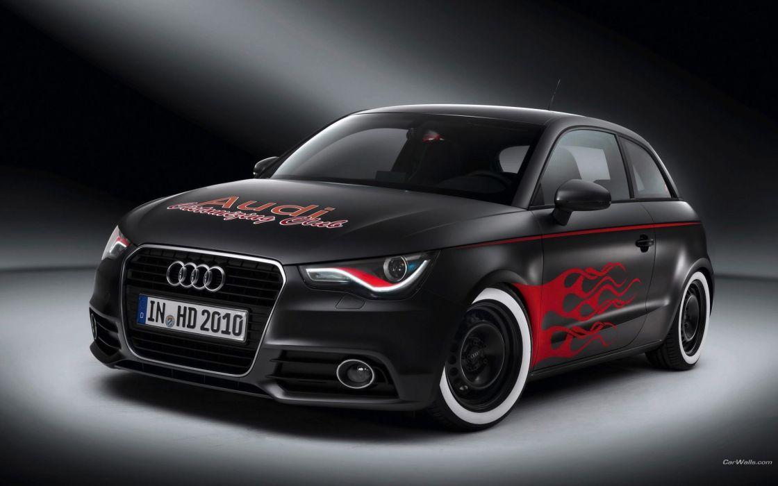 cars Audi A1 wallpaper