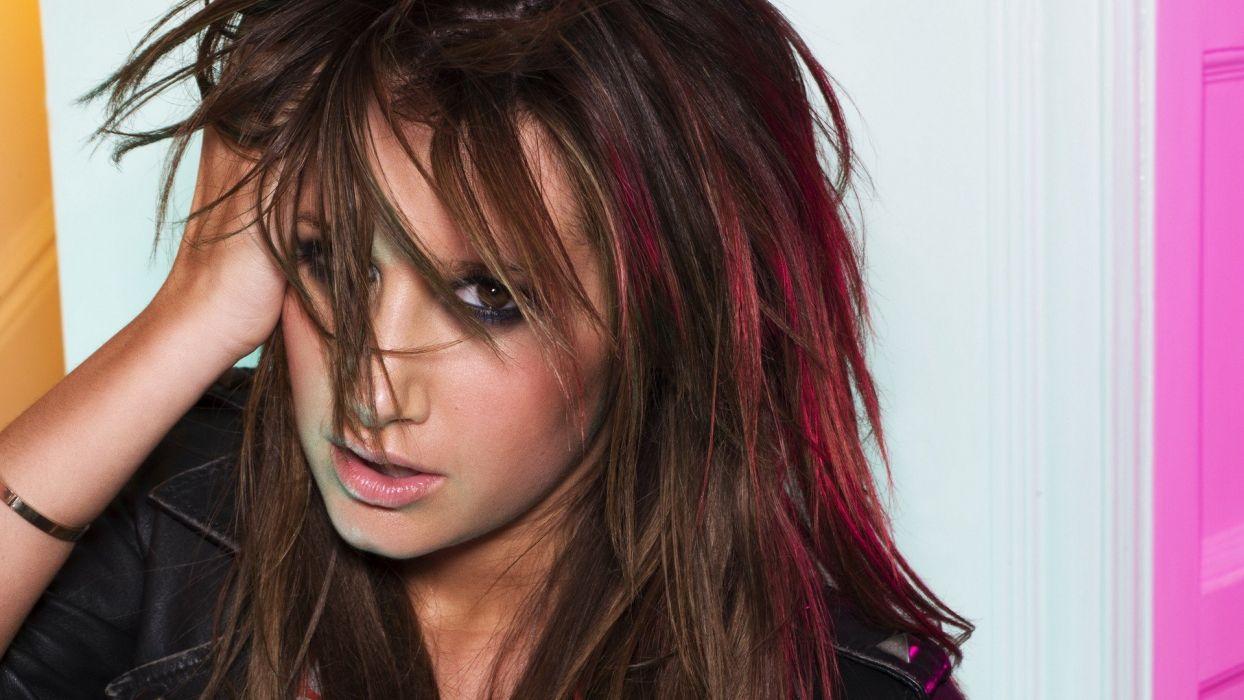 women music pop USA Ashley Tisdale Hellcats New Jersey High School Musical Sharpay wallpaper