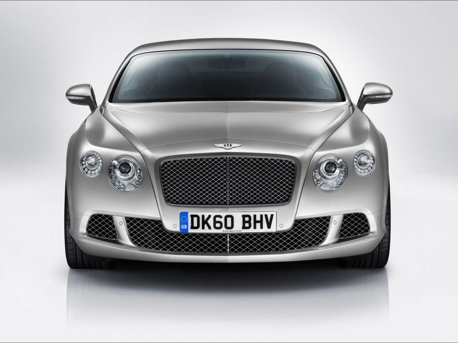 studio Bentley Continental Bentley Continental GT wallpaper