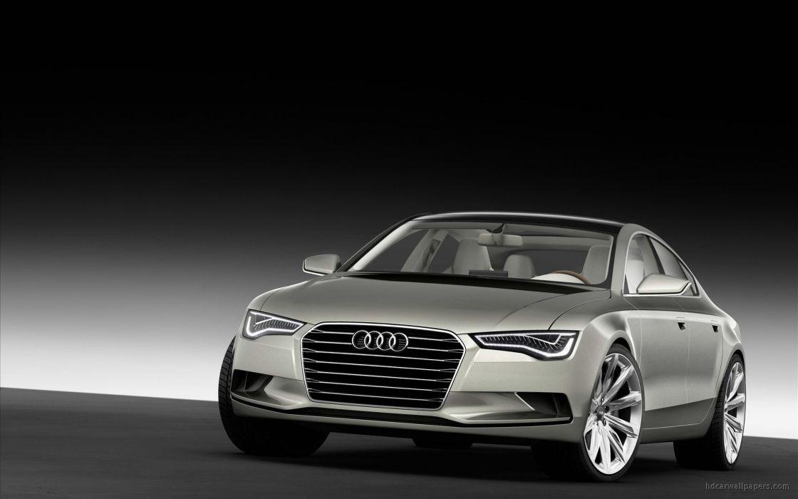 cars Audi concept art vehicles wallpaper