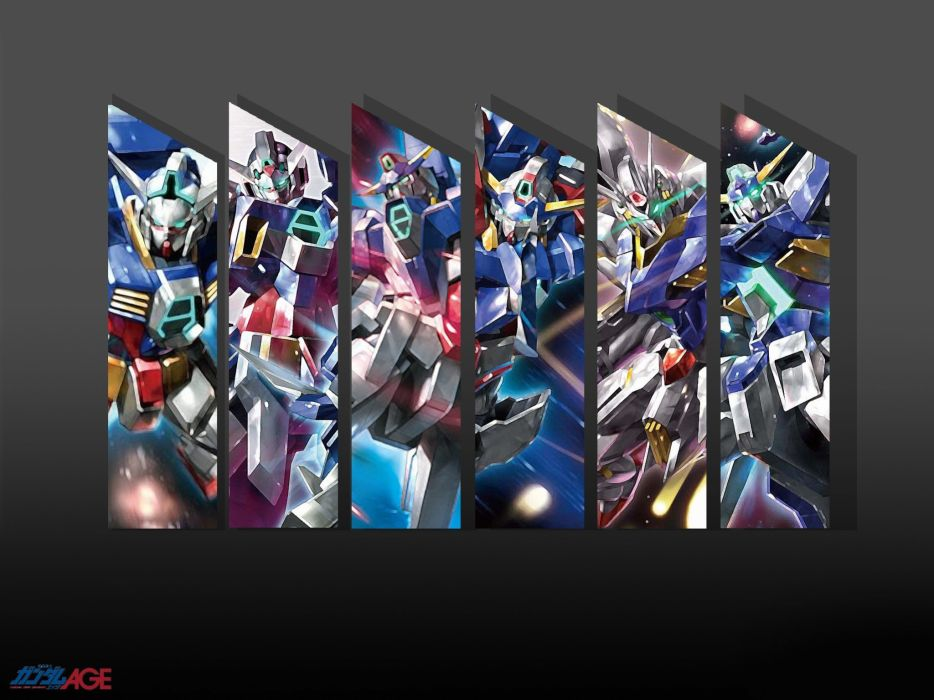 Gundam Mecha Gundam Age Wallpaper 2048x1536 236842
