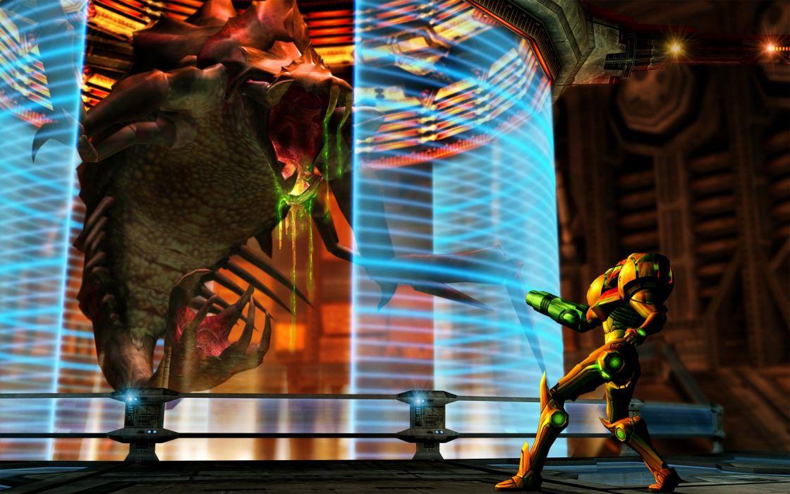 Metroid video games Samus Aran Metroid Prime varia wallpaper