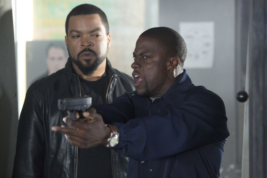 RIDE ALONG action comedy (3) wallpaper