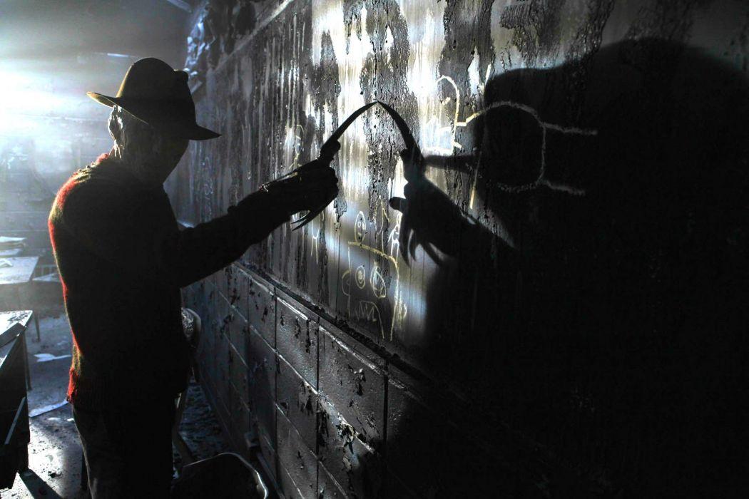 A NIGHTMARE ON ELM STREET dark horror thriller   y wallpaper