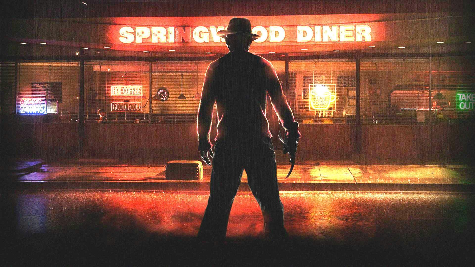 A NIGHTMARE ON ELM STREET Dark Horror Thriller Rj Wallpaper