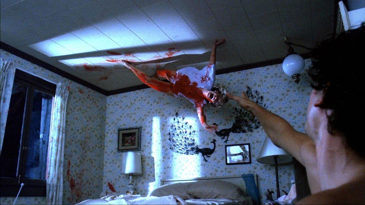 A NIGHTMARE ON ELM STREET dark horror thriller blood  f wallpaper