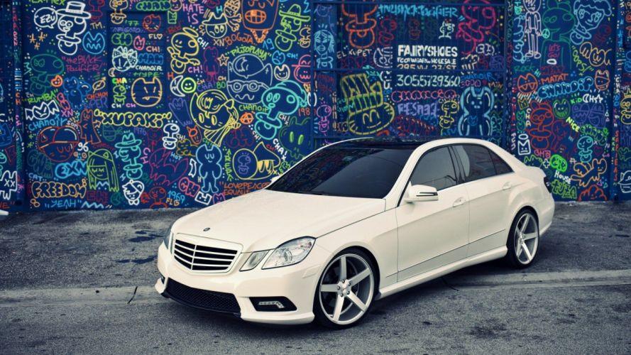 cars outdoors AMG vehicles Mercedes-Benz Mercedes Benz E63 AMG automobile wallpaper