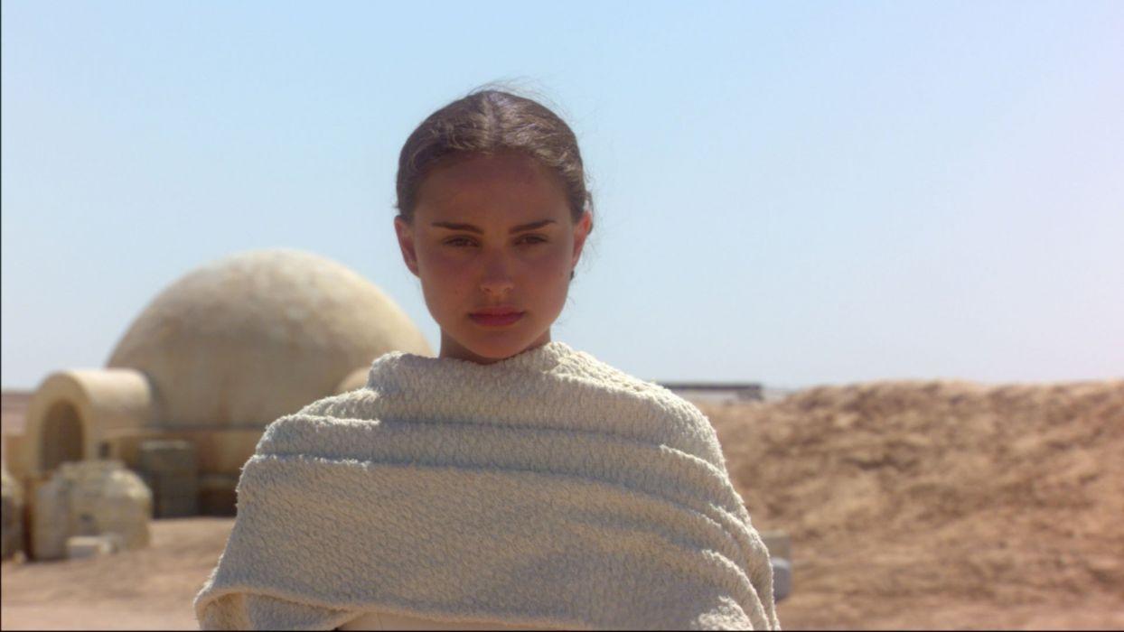 Star Wars Natalie Portman Padme Amidala wallpaper