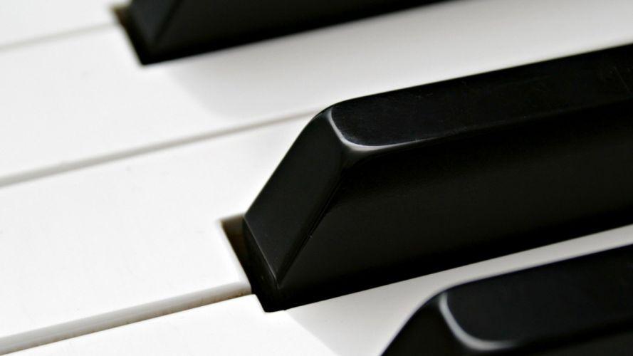 music piano keyboards wallpaper