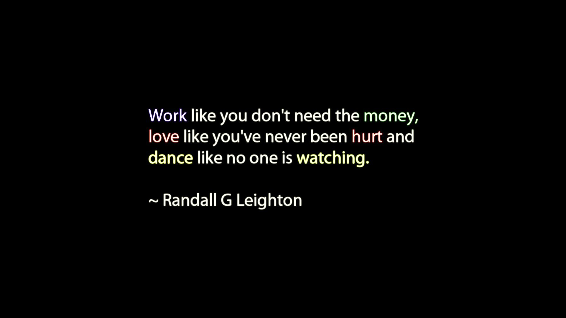 Quotes About Hurt Work Love Money Quotes Dance Hurt Wallpaper  1920X1080  237350