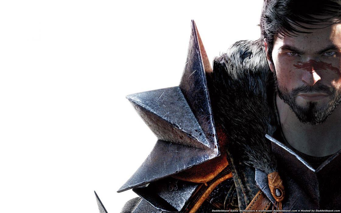 Dragon Age Dragon Age 2 Hawke wallpaper