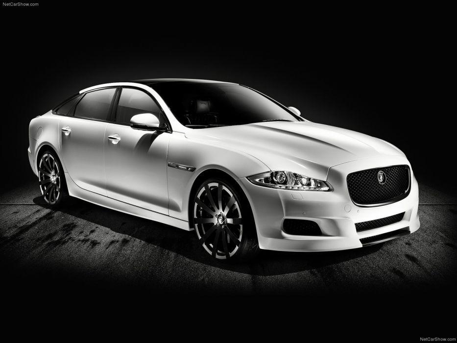 white cars Jaguar concept art Platinum wallpaper