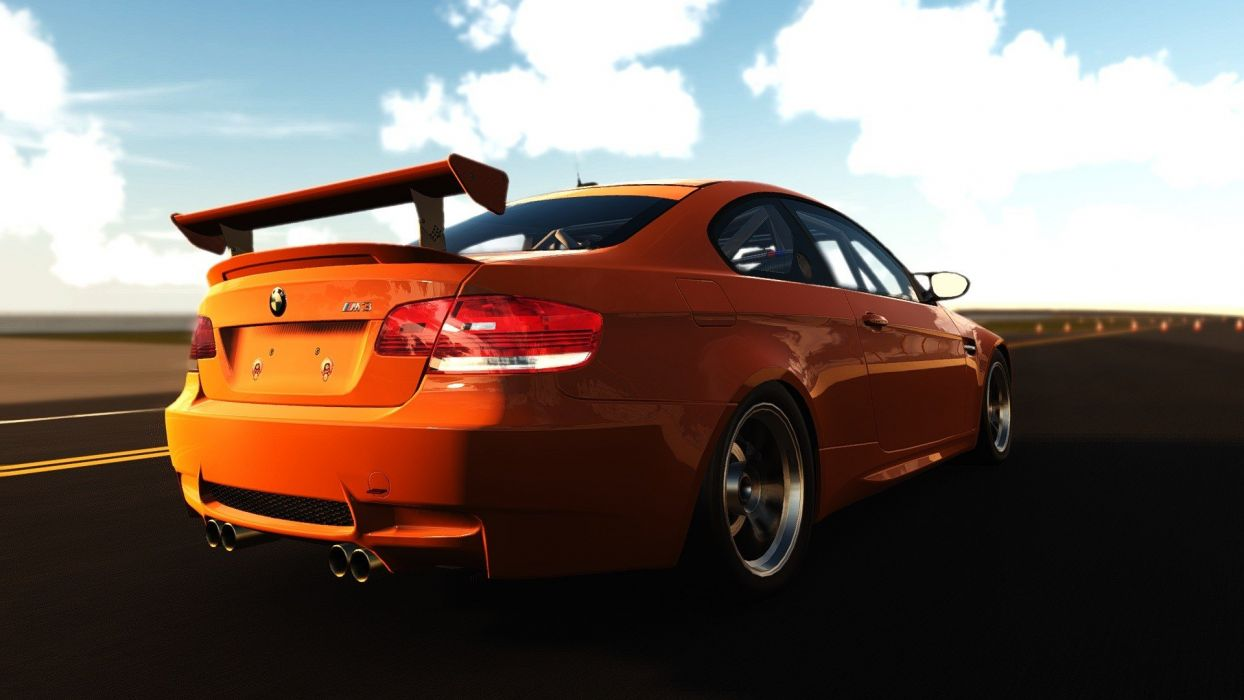 video games cars racing BMW M3 Project C_A_R_S wallpaper