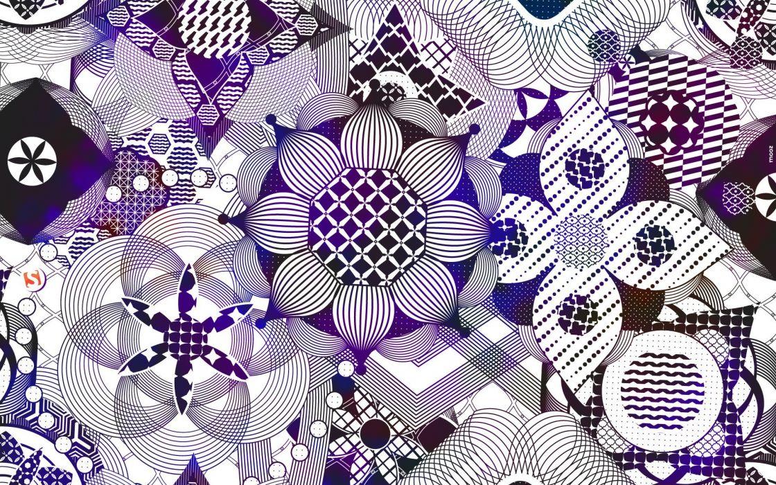 abstract patterns artwork Smashing magazine wallpaper