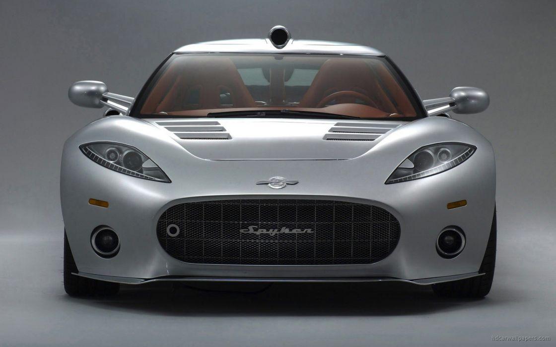 cars spyker vehicles Spyker c8 wallpaper