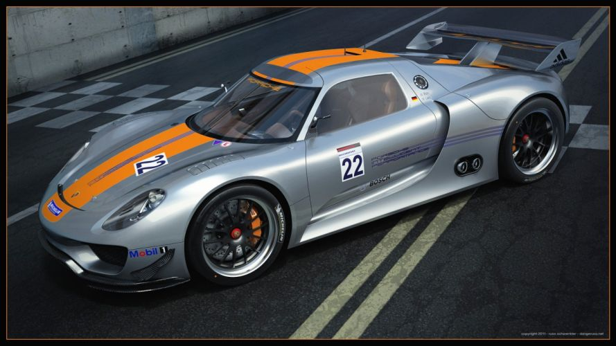 cars engines vehicles Porsche 918 luxury sport cars Porsche 918 RSR wallpaper