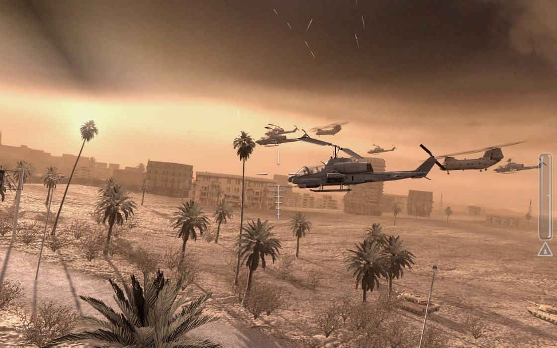 Call of Duty chopper Call Of Duty 4: Modern Warfare wallpaper