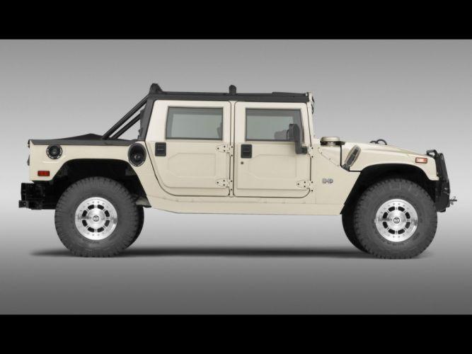 studio vehicles Hummer H1 wallpaper