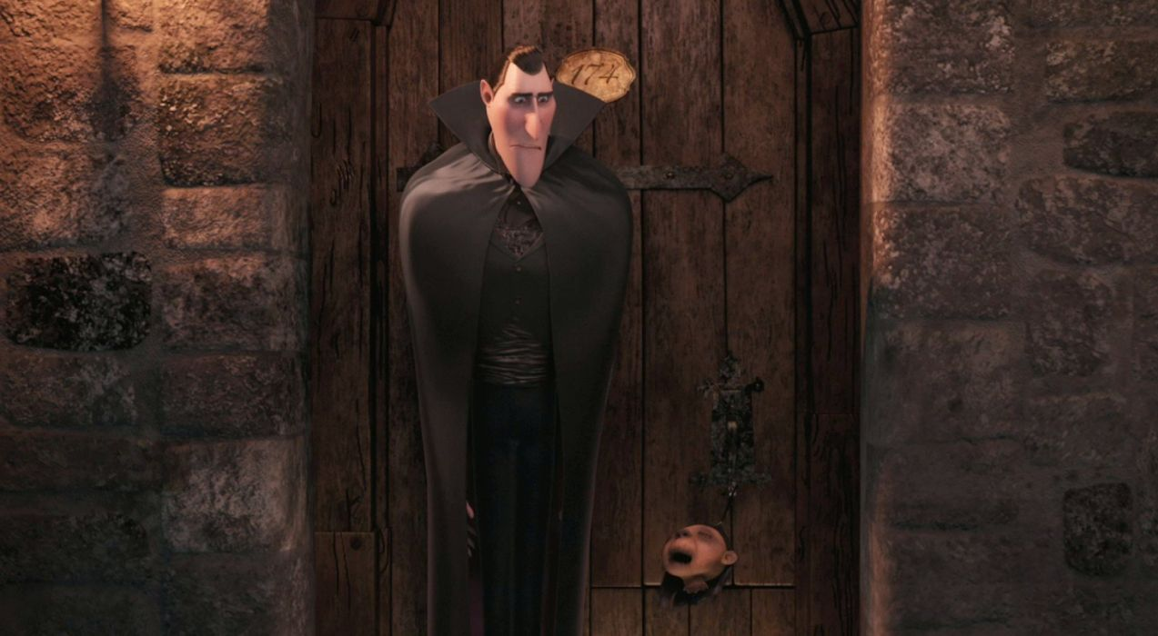 animation movie stills Hotel Transylvania wallpaper