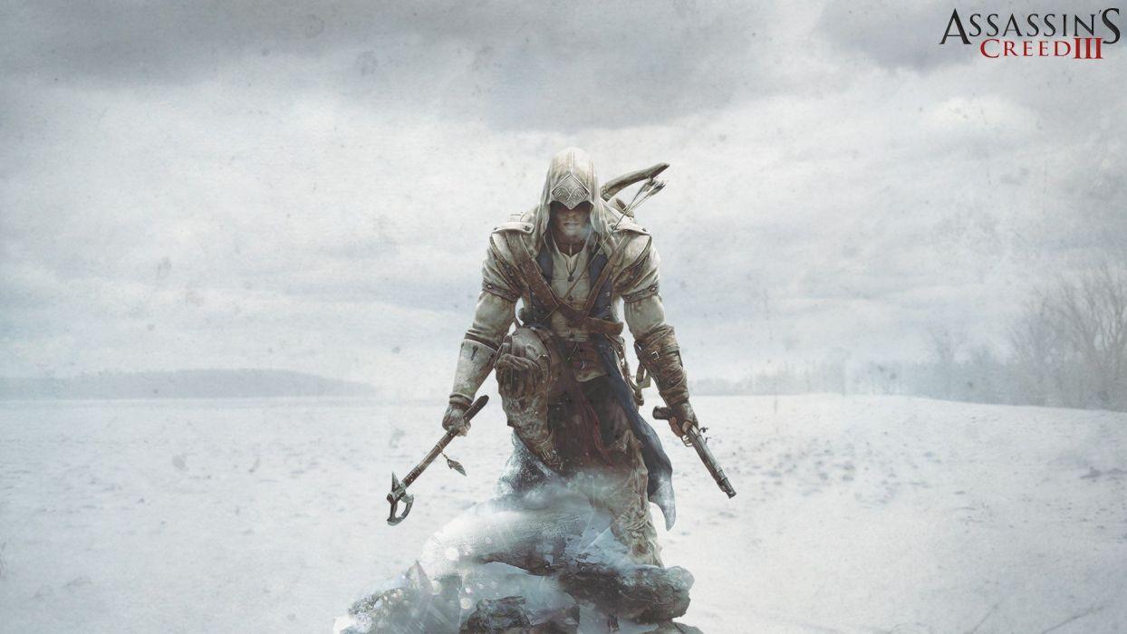 Assassins Creed assassins Assassins Creed 3 wallpaper