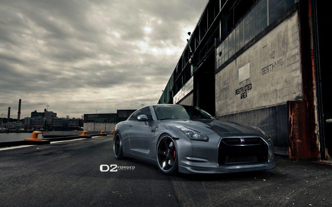 cars Nissan Nissan Skyline GT-R wallpaper