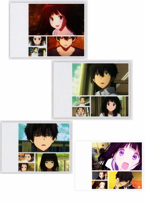 anime Hyouka wallpaper