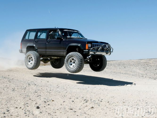 Jeep Jeep Cherokee offroad wallpaper