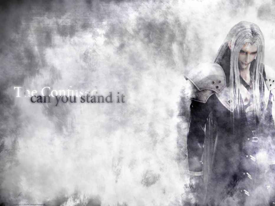 Final Fantasy Final Fantasy VII Final Fantasy VII Advent Children Sephiroth wallpaper