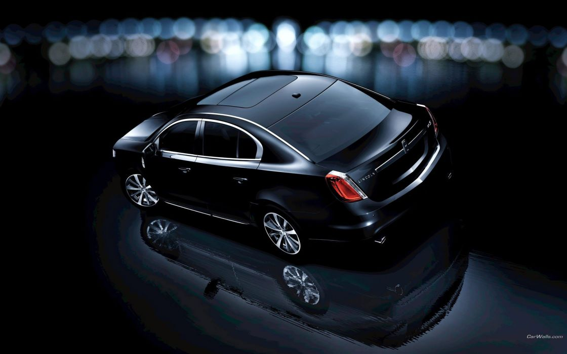 cars Lincoln MKS wallpaper