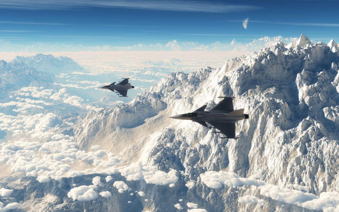 Faster Jet wallpaper