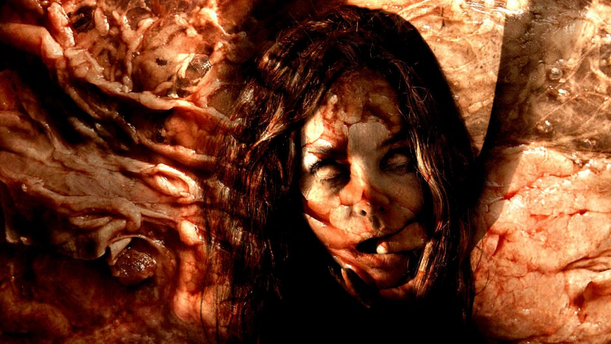 HOSTEL horror dark scary creepy zombie blood wallpaper