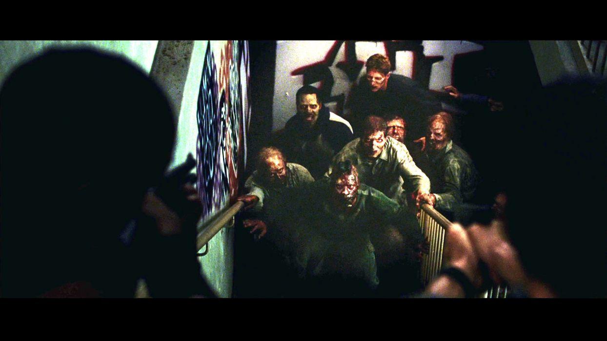 DAWN OF THE DEAD dark horror zombie  gs wallpaper
