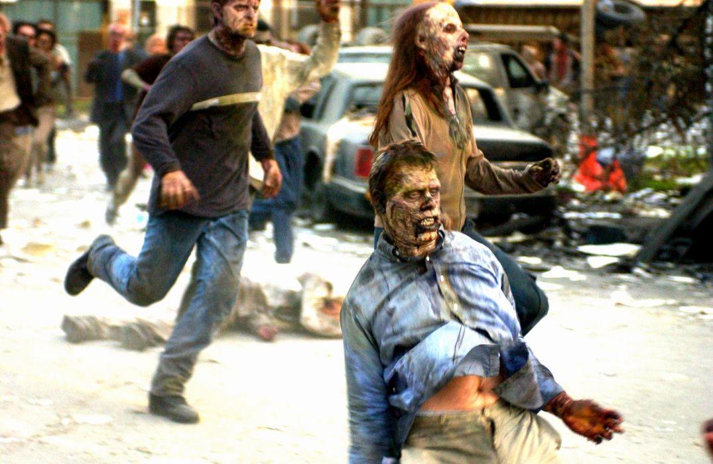 DAWN OF THE DEAD dark horror zombie g wallpaper