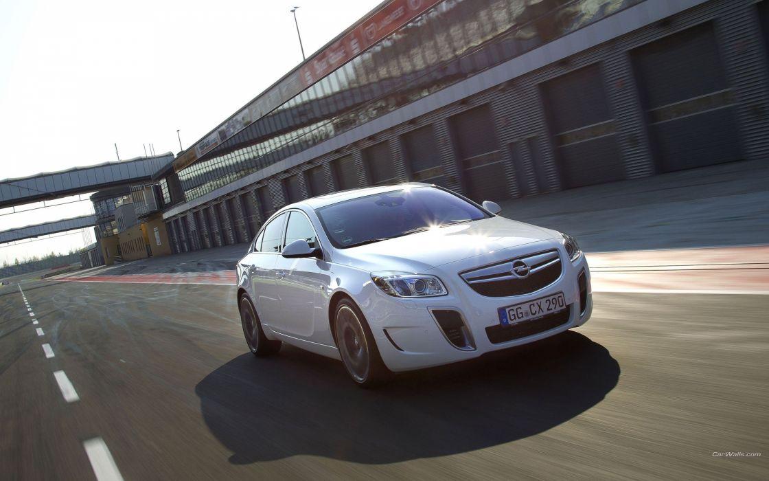cars Opel Insignia wallpaper