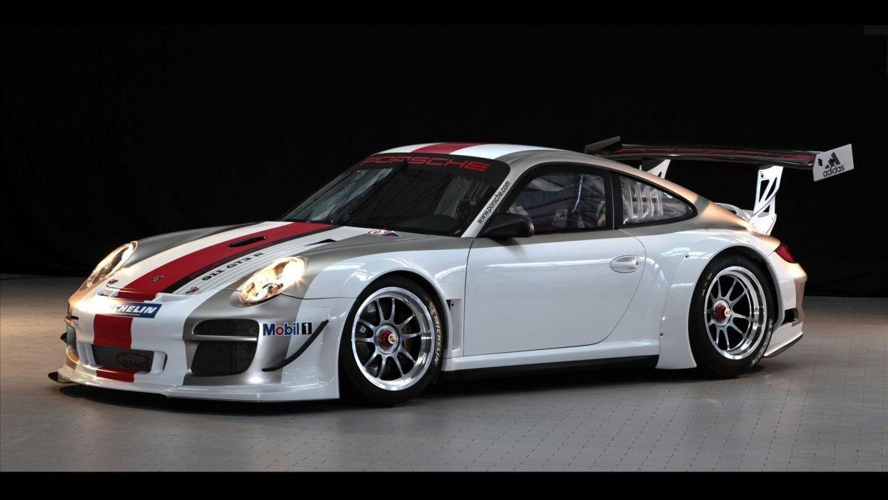 cars vehicles transportation wheels Porsche 911 GT3R racing cars automobiles wallpaper