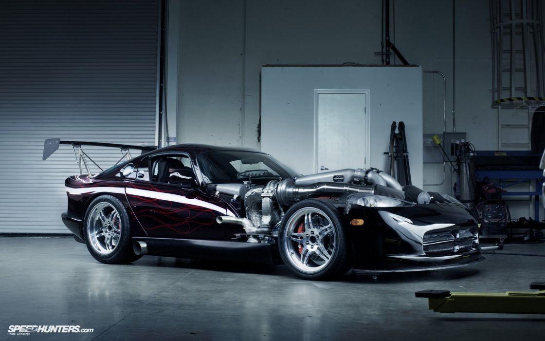 cars viper Dodge vehicles wallpaper