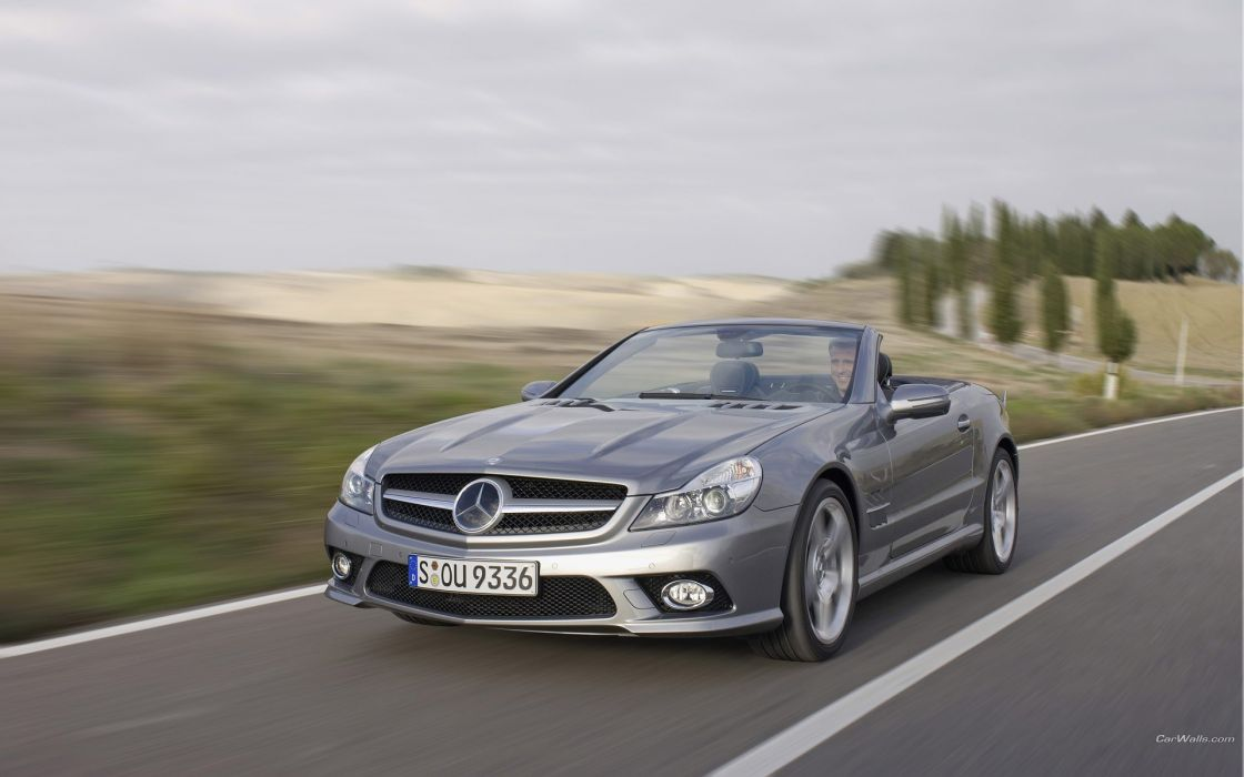 cars Mercedes-Benz wallpaper