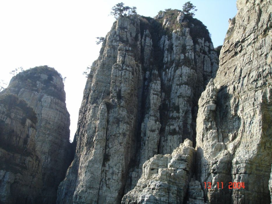 landscapes nature South Korea wallpaper
