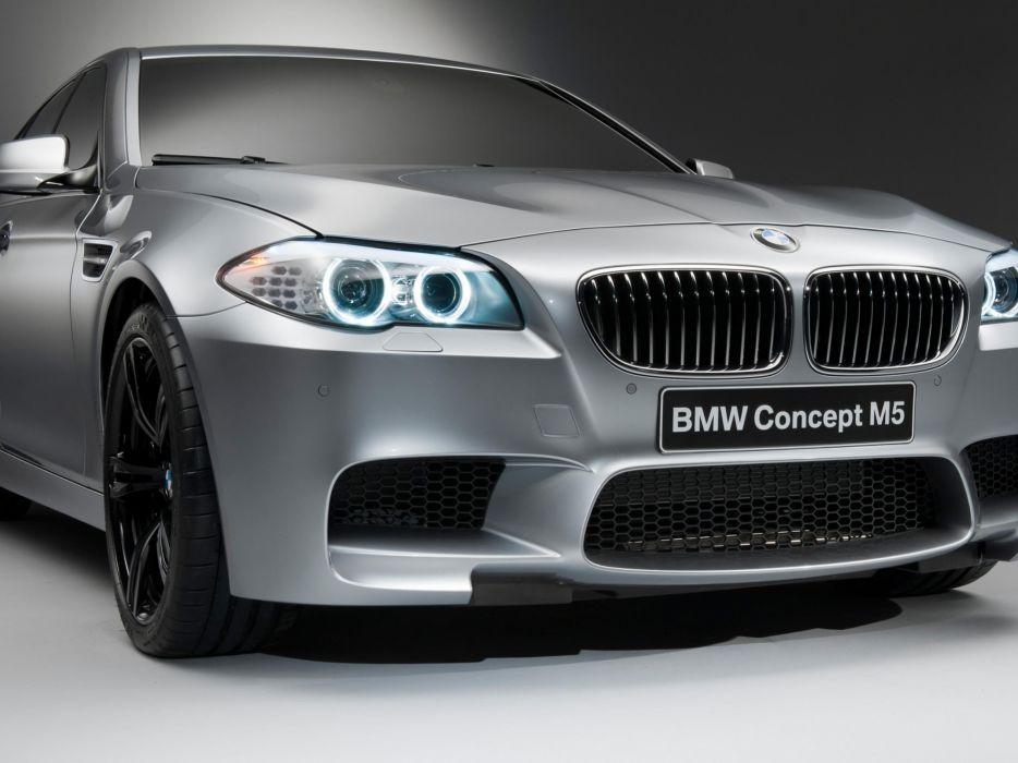 BMW M5 BMW M5 Concept wallpaper