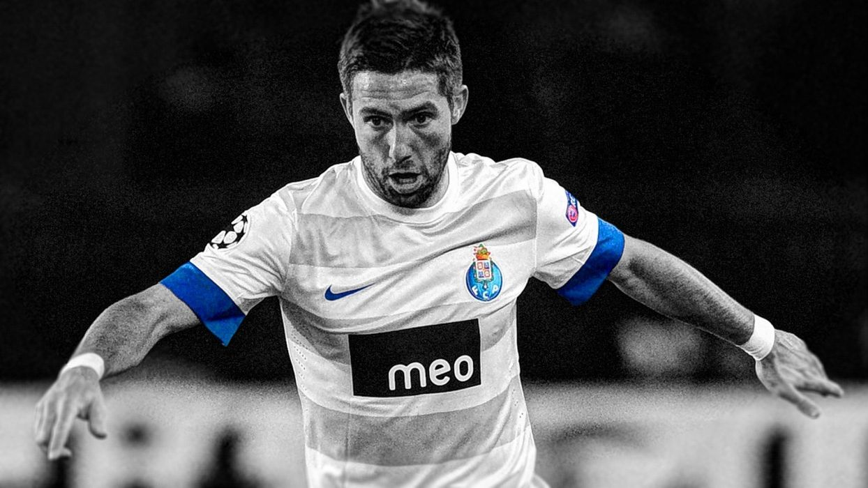 black and white soccer HDR photography Uefa Champions League FC Porto JoAIA wallpaper