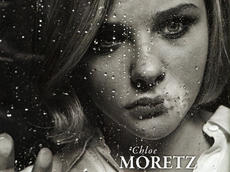 women actress Chloe Moretz wallpaper