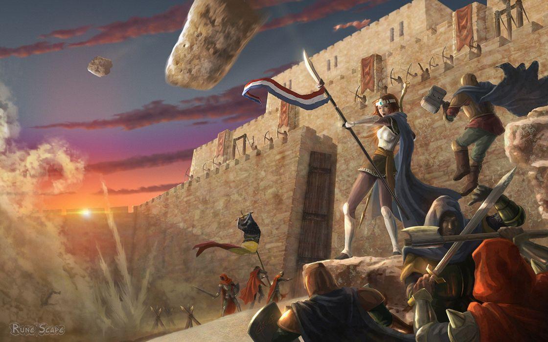 fantasy RuneScape wallpaper